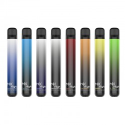 8 colors for Maskking High Pod Kit