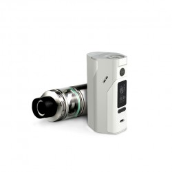 Wismec Bundle Kit with Reuleaux RX2/3  Mod and  Cylin 3.5ml Capacity RTA -Matte White