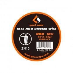 GeekVape MTL Clapton Wire 10ft