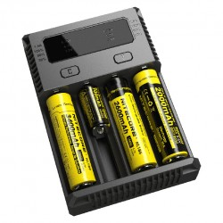 Nitecore New i4 intelligent charger with 4 Channel