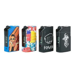 4 Colors For Oumier Flash VT-1 Box Mod