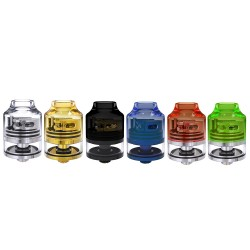 6 Colors For Oumier Wasp Nano RDTA TransparentVersion