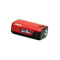 Sigelei J80 Temperature Control Mod Powered by Internal 2000mAh Polymer Battery-red