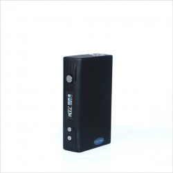Sigelei FUCHAI 200W Temperature Control VW/TC Mod Dual 18650 Battery Cells- Black