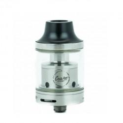 CoilArt  MAGE RTA 24mm Diameter 3.5ml Adjustable Airflow Rebuildable Tank Atomizer- Silver