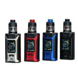 4 colors for Wismec Sinuous Ravage230 Kit with GNOME Evo Tank 4ml