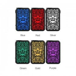 6 colors for Uwell Crown 4 IV Mod