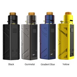 4 Colors for Smoant Battlestar Squonker Kit