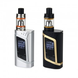 2 colors for SMOK RHA220 Kit TPD Edition