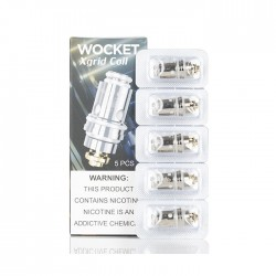 Snowwolf Wocket X-Grid Coil 5pcs