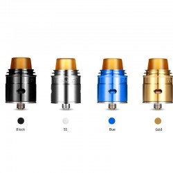 4 colors for Maskking Piston RDA