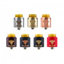 7 Colors for THC Tauren RDA