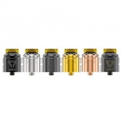 8 colors for THC Tauren Solo RDA