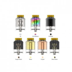 7 Colors For ThunderHead Creations Tauren RDTA