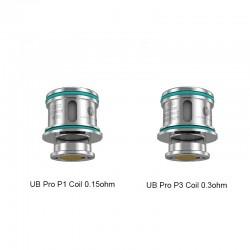UB Pro coil