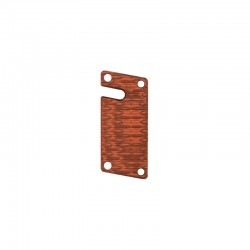 Vandy Vape Jackaroo Replacement Panel G10 Panel - Orange Viper