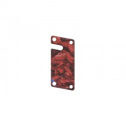 Vandy Vape Jackaroo Replacement Panel Resin Panel - Red Pomegranate
