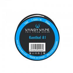 Vandy Vape Kanthal A1 Wire 22GA for RDA RBA RTA RDTA Atomizers