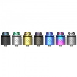 Vandy Vape Mesh V2 RDA Colors