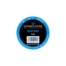 Vandy Vape Mesh Wire Ni80 100mesh