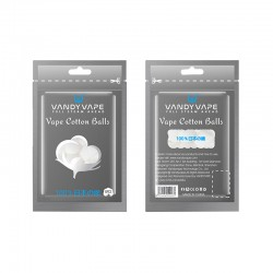 Vandy Vape Vape Cotton Balls 8pcs/pack