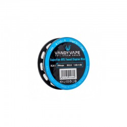 Vandy Vape Superfine MTL Fused Clapton Wire KA1 32ga*2+38ga