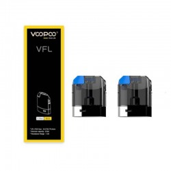 VOOPOO VFL Replacement Pod Cartridge 2pcs