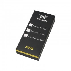 Wellon Ayo Coil for VOOPOO PnP Package 1