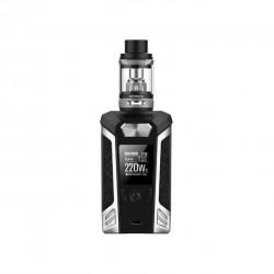 Vaporesso Transformer with NRG Kit Transformer 220W Mod with 2ml NRG Mini Tank-Silver