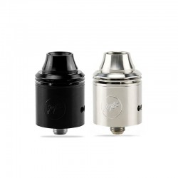 Wismec Indestructible RDA White