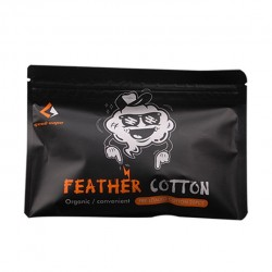 GeekVape Feather Organic Cotton 20pcs