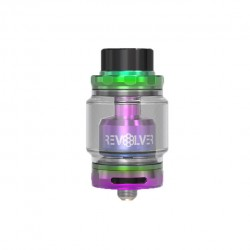 Vandy Vape Revolver RTA Support Single Coil Build with 5ml Capacity- Rainbow
