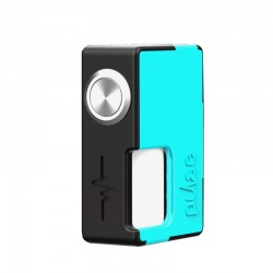 Vandy Vape Pulse BF Squonk  Box Mod Powered by Single 18650 or 20700 Battery-Cyan