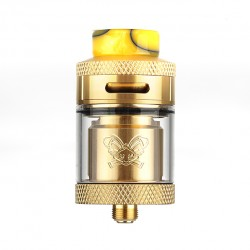 Hellvape Dead Rabbit RTA 2ml - Gold