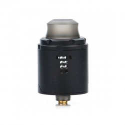 Digiflavor Drop Solo RDA Rebuildable Dripping Atomzier - Black