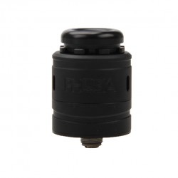 Vandy Vape Phobia V2 RDA Atomizer 1ml - Matte Black