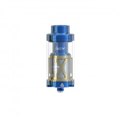 IJOY Limitless XL Tank/RTA 4ml - Blue