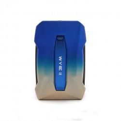 Tesla WYE II 215W Box Mod - Blue Gold