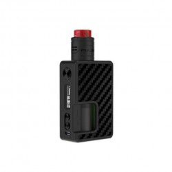 Vandy Vape Pulse X BF 90W Squonk Kit Standard Version - Carbon Fiber (Full Black)