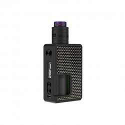 Vandy Vape Pulse X BF 90W Squonk Kit Standard Version - Carbon Fiber (Silver/Black)