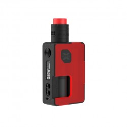Vandy Vape Pulse X BF 90W Squonk Kit Standard Version - Frosted Red
