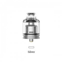 GAS MODS Kree 24 RTA Silver