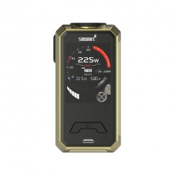 Smoant Charon Mini 225W Box Mod - Gold
