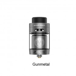 Geek Vape Zeus Dual RTA with Top Airflow 4.0ml Capacity-Gunmetal