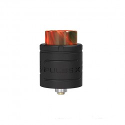 Vandy Vape Pulse X BF RDA 2ml - Matt Black