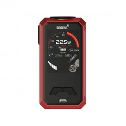 Smoant Charon Mini 225W Box Mod - Red