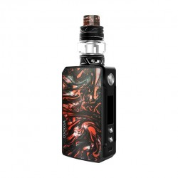 VOOPOO Drag 2 Kit with UFORCE T2 - Scarlet