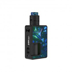 Vandy Vape Pulse X BF 90W Squonk Kit Standard Version Seaweed Green