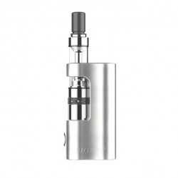Justfog Q14 Compact Kit with 1.8ml Capacity - Silver