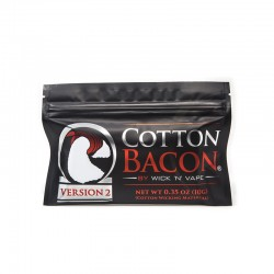 Wick 'N' Vape Cotton Bacon V2
